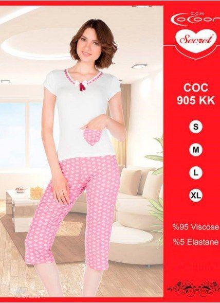 Комплект с Капри (S+M+L+XL) COCOON