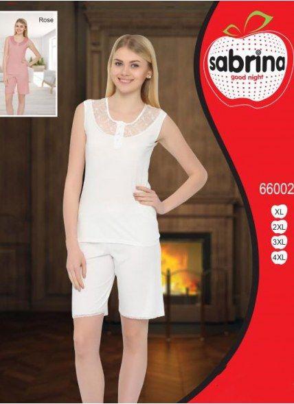 Комплект с Шортами (XL+XXL+3XL+4XL) Sabrina