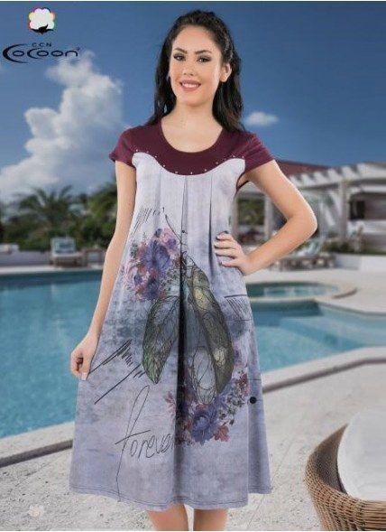 Платье (M+L+XL+2XL) COCOON