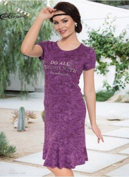 Платье Modal (M+L+XL+2XL) COCOON