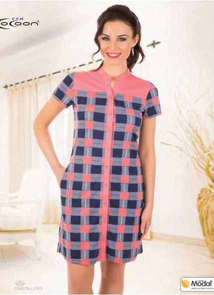 Рубашка Туника Modal (S+M+L+XL) COCOON