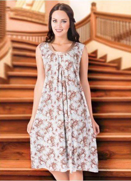 Платье Домашнее (1XL+2XL+3XL) COCOON Secret