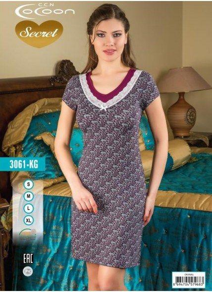 Ночная Сорочка (S+M+L+XL) COCOON