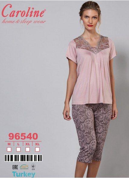 Женский Комплект с Капри 2-КА (M+L+XL+XL) Caroline