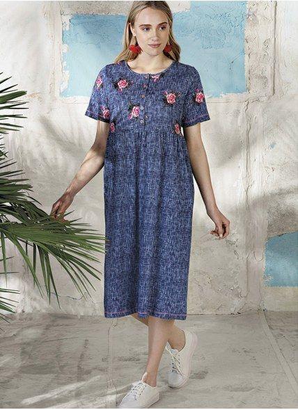 Платье (XL+2XL+3XL+4XL) Free Angel