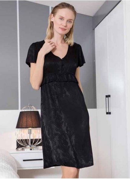 Ночная Сорочка (XS+S+M+L+XL) MONAMISE 2020