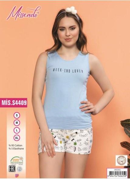 Женский Комплект с Шортами (S+M+L+XL) MISSENDO