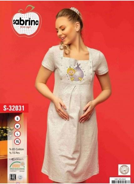 Ночная Сорочка - Рубашка (S+M+L+XL) SABRINA