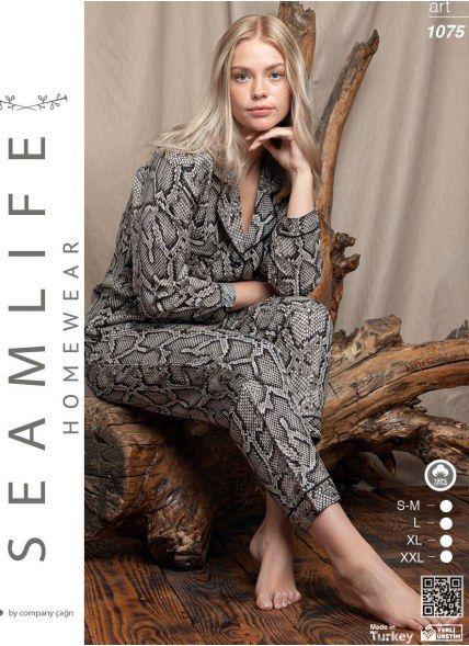Комплект с Брюками (SM+L+XL+2XL) SEAMLIFE