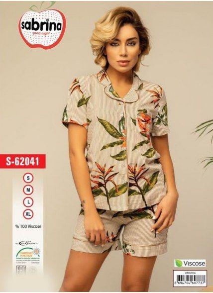 Комплект Женский с Шортами (S+M+L+XL) SABRINA