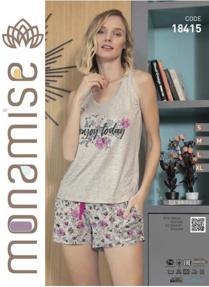 Женский Комплект с Шортами (S+M+L+XL) MONAMISE