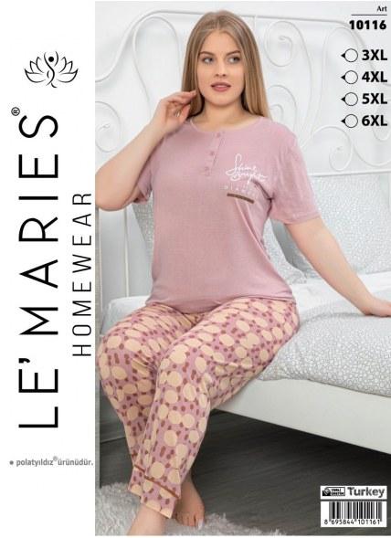 Женский Комплект с Брюками (3XL+4XL+5XL+6XL) LEMARIES