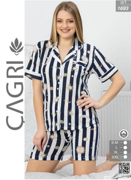 Комплект с Шортами (SM+L+XL+XXL) CAGRI