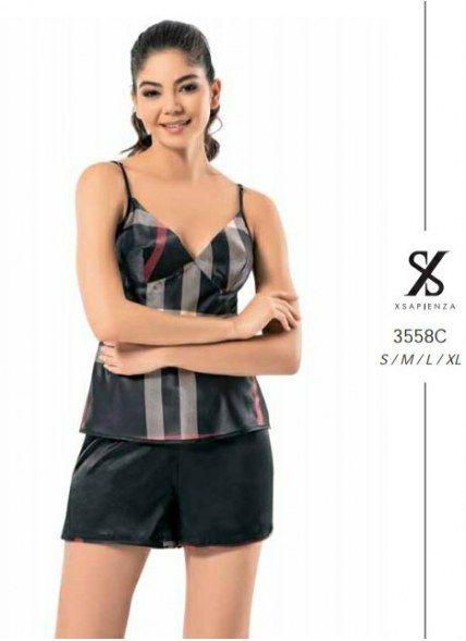 Женский Комплект с Шортами (S+M+L+XL) XSAPIENZA
