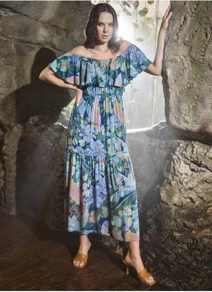 Платье (S+M+L+XL) MONAMISE