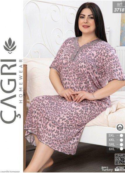 Платье (3XL+4XL+5XL+6XL) CAGRI